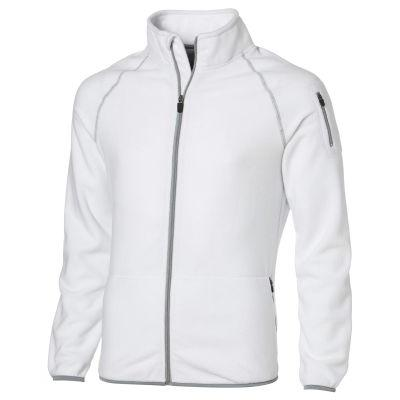 Image of Drop shot full zip micro fleece jacket
