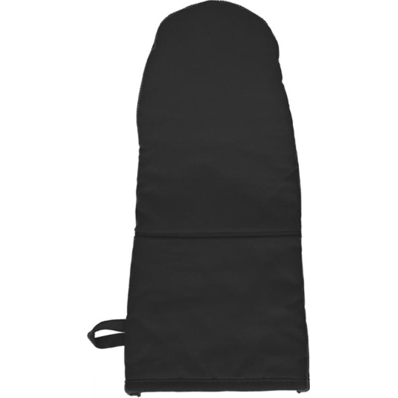 Image of Cotton/neoprene oven glove