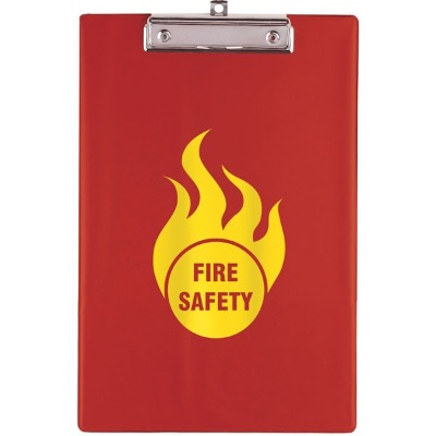 Image of A4 Clipboard - Red