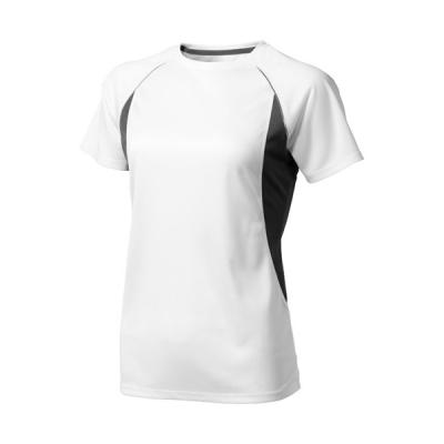 Image of Quebec short sleeve ladies T-shirt