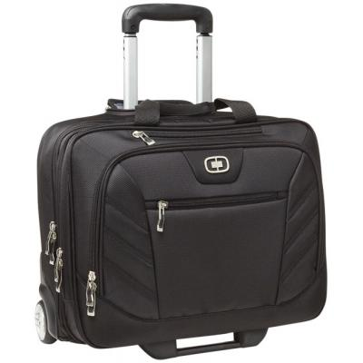 Image of Lucin 17'' wheeled briefcase