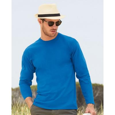 Image of Fruit of The Loom Long Sleeve Valueweight T-Shirt