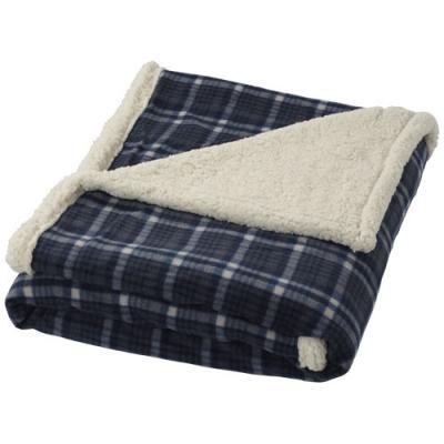 Image of Sherpa plaid