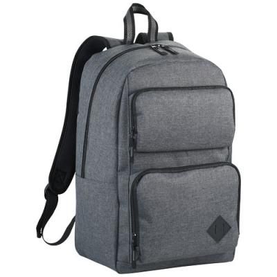 Image of Graphite deluxe 15.6'' laptop backpack