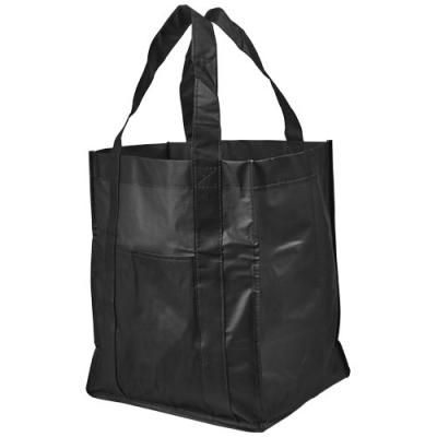 Image of Savoy Laminated Non-Woven Grocery Tote