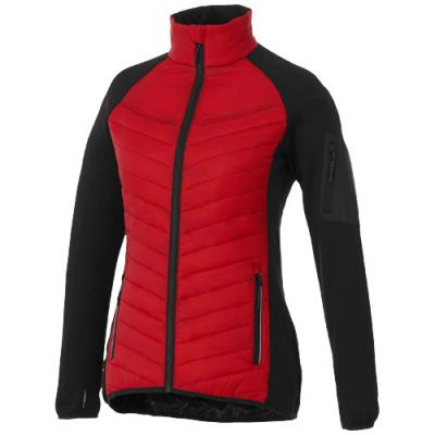 Image of Banff hybrid insulated ladies jacket
