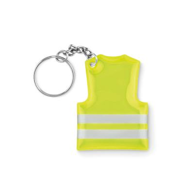 Image of Keyring with reflecting vest