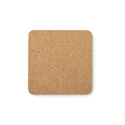 Image of Cork coaster square