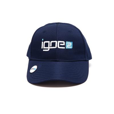Image of Golf Cap with removable ball marker & embroidery