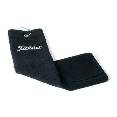 Image of Titleist Tri-fold Towel  Embroidered