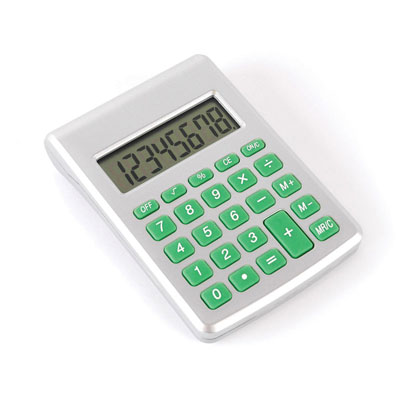 Image of Eco Water Powered Calculator