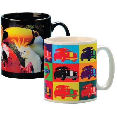Image of Cambridge Dye Sublimation Mug