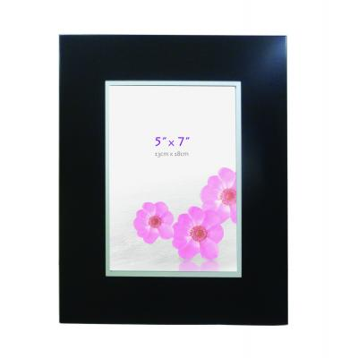 Image of Ebony Photo Frame