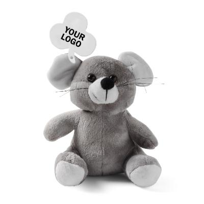 Image of Soft toy mouse, t-shirt 5013