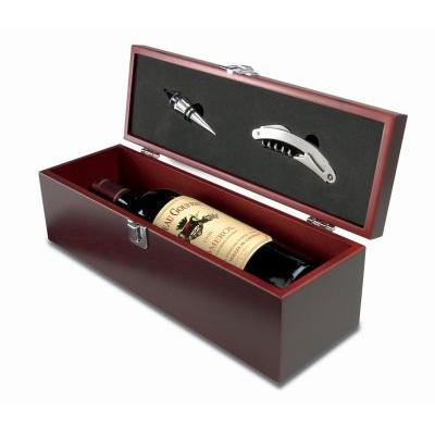 Image of Executive 2-piece wine box