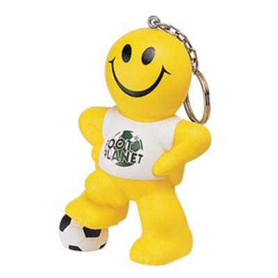 Image of Stress Smiley Man Football