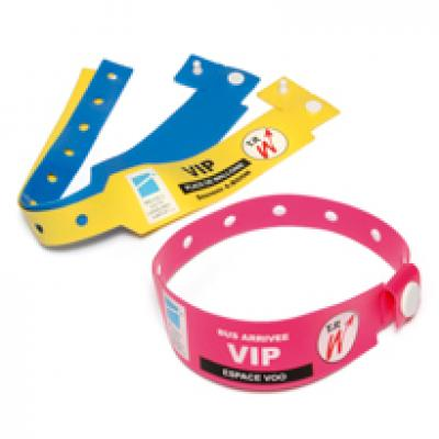 Image of Snap Wristbands
