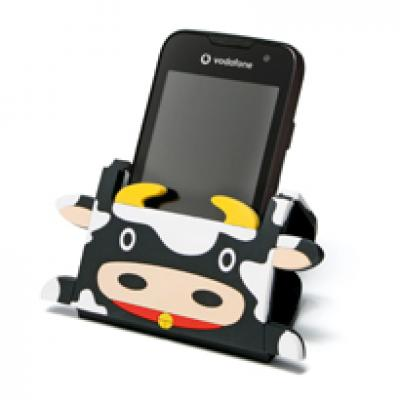 Image of Soft PVC Mobile Phone Holder