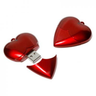 Image of Heart USB FlashDrive