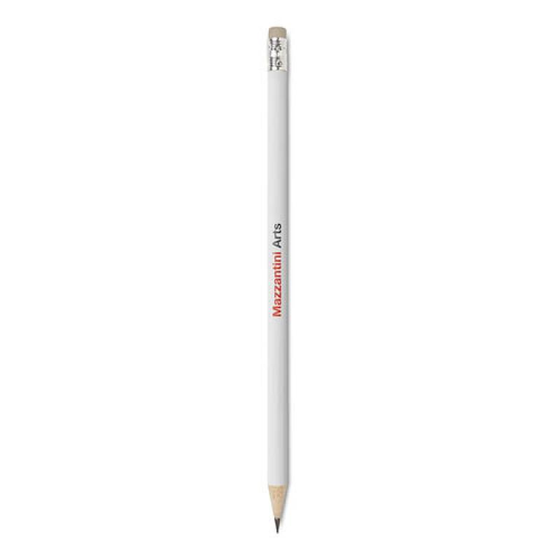 Image of Pencil with eraser