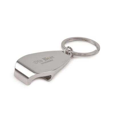Image of Oracle Metal Bottle Opener Keyring