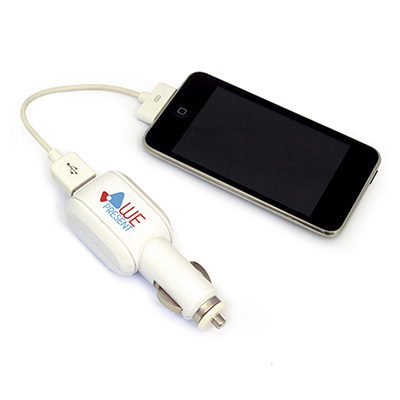 Image of Car phone charger