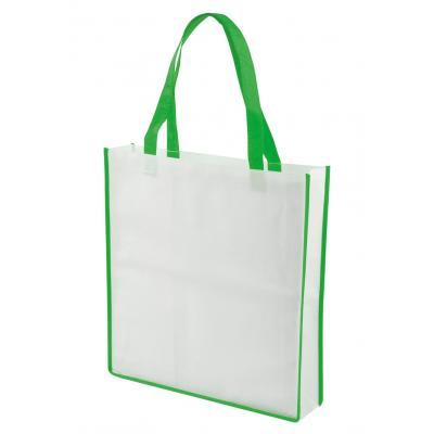 Image of Kima non-woven bag with long non-woven handles