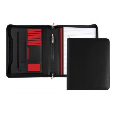 Image of Malvern A4 Zipped Conference Folder