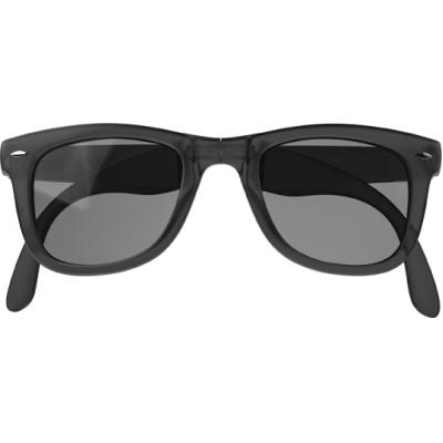 Image of Foldable sunglasses.