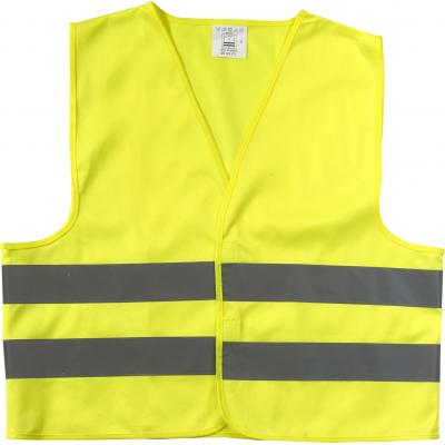 Image of Promotional safety jacket for children