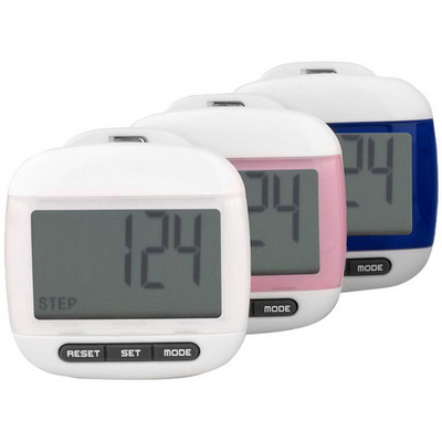 Image of Easy View Pedometer