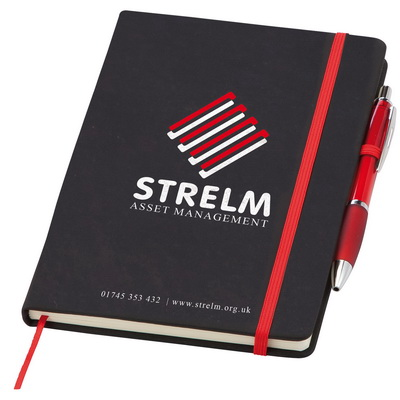 Image of Medium Noir Notebook