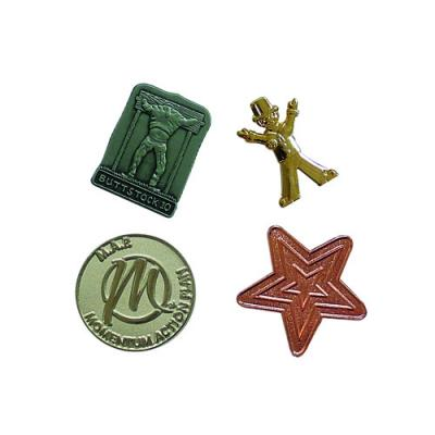 Image of Metal Relief Badges