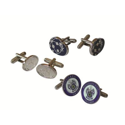 Image of Hard Enamel Cufflinks