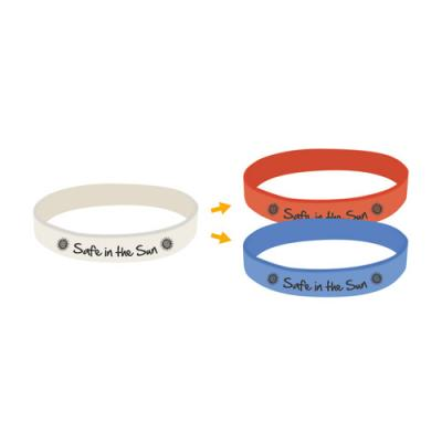 Image of UV Printed Silicon Wristbands