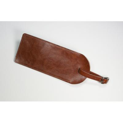 Image of Darwin PU Large Luggage Tag