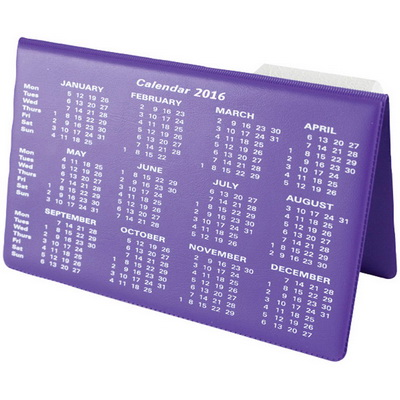 Image of Desk Easel Calendar