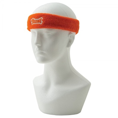 Image of Towelling Headbands