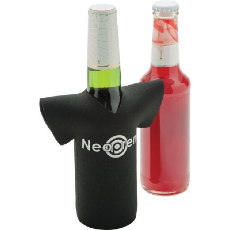 Image of Neoprene T-Shirt Shaped Can Cooler