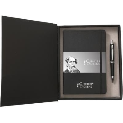 Image of Charles Dickens® writing set