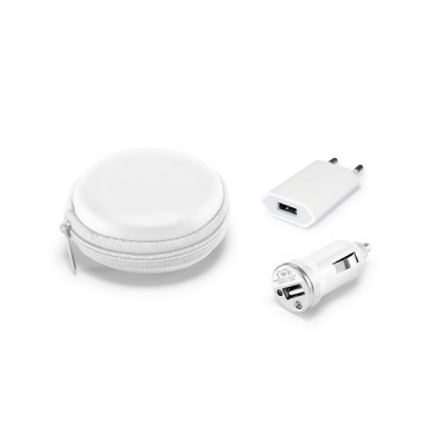 Image of Usb Charger Set