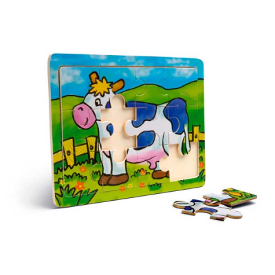 Image of 12 Piece Puzzle