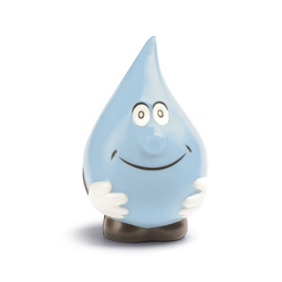 Image of Raindrop Shaped Stress Toy