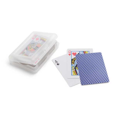 Image of Pack Of Laminated Playing Cards