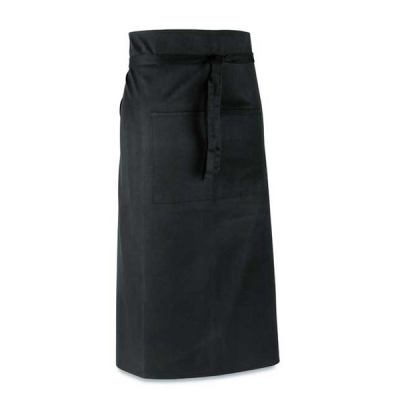 Image of Bar Apron With 2 Pockets
