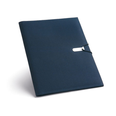 Image of A4 Folder With Notepad Lined