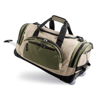 Image of Large Travel Trolley Bag