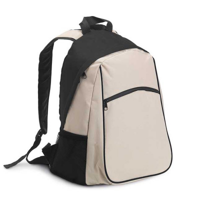 Image of Backpack With Outside Pockets