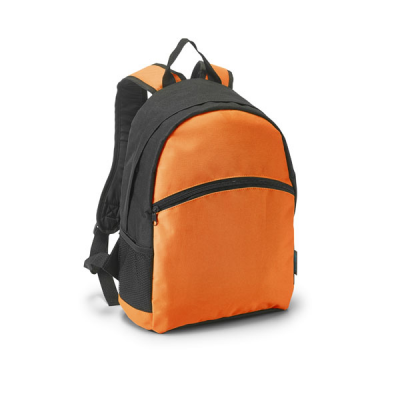 Image of Backpack With Side Pockets