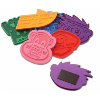 Image of Embossed Foam Magnets